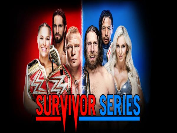 Poster: Survivor Series 2018