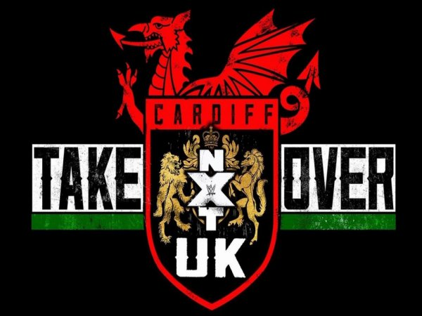 Poster: NXT UK Cardiff