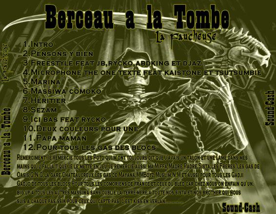 Berceau a la Tombe / massiwa comoko (2011)