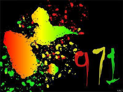 I LOVE GWADA 971 <3