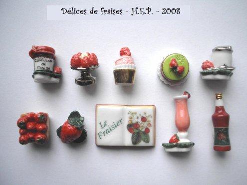 Délices de fraise