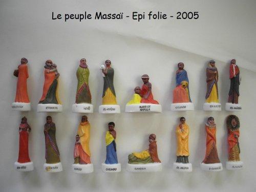 Le peulple Massaï