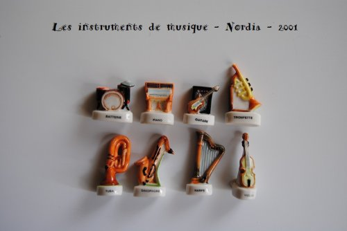 Les instruments
