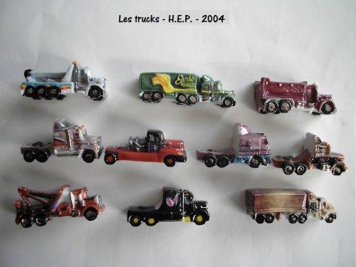 Camions et canionnettes