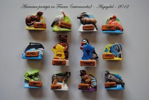 Les animaux de nos régions 2012