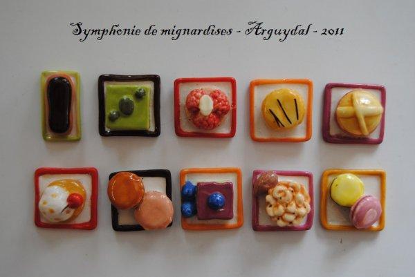 mignardises 2011