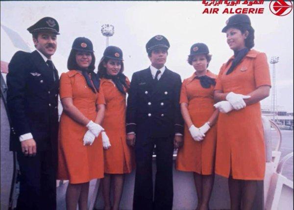 Les Pilotes Les Hotesses De Air Algerie Blog De Kechitiabdelkader