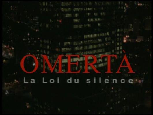 Omertà (loi du silence)