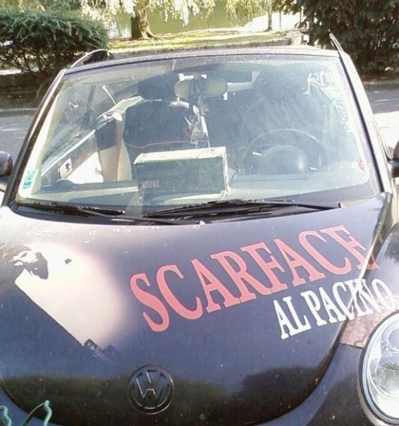 Scarface mobile