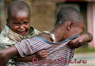 Le Allo de Nabilla à plus d'impact, que le Allo des pays dans la misère.