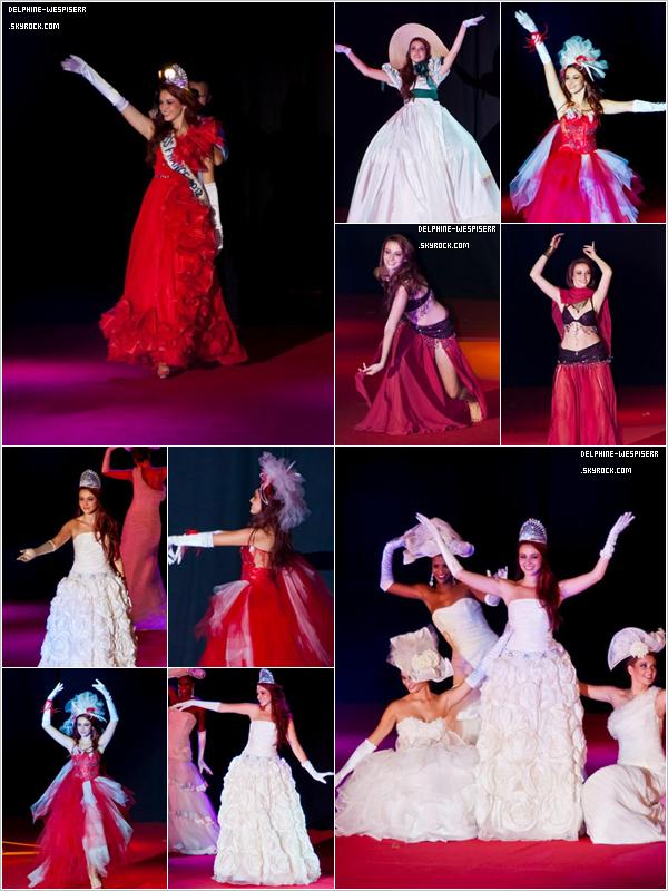 .  12/10  Encore de nouvelles photos de l'élection de la nouvelle Miss Midi-Pyrénées.   .