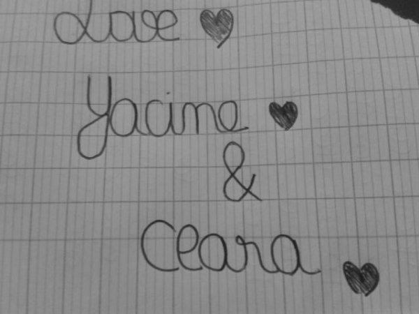 Yacine & Clara