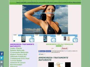 aménorrhée - traitements naturels
