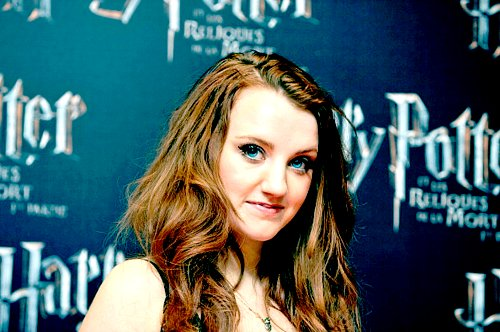 Emma Watson, Bonnie Wright, Evanna Lynch, Helena Bonham Carter, Clemence Poesy ♥