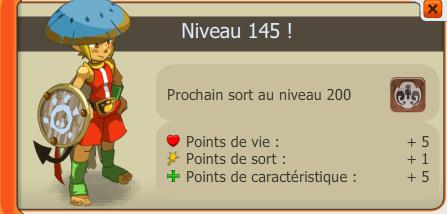 Up de l'Osa 145 !