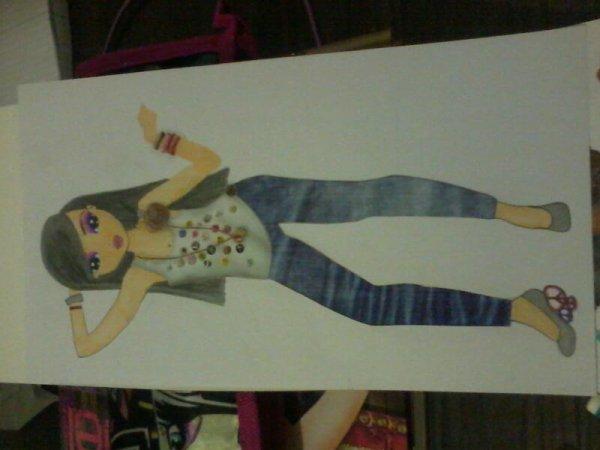 Mes dessins TOP MODEL!!!