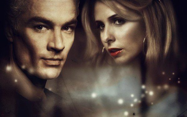 Buffy and Spike ! *-* ♥
