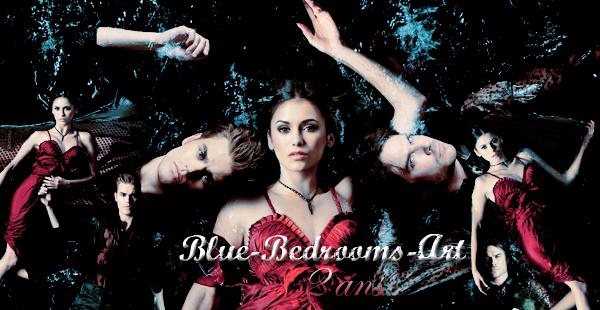 ∙•∙ Blue-Bedrooms-Art ∙•∙    « B l u e - B e d r o o m s - Art , 2 - a n s. »   Texte.Création.Décoration ~ Newsletter ~