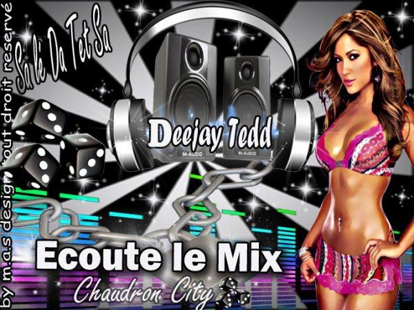 DJ TEDD - MAD COLLAB RIDDIM MEDLEY (2011)