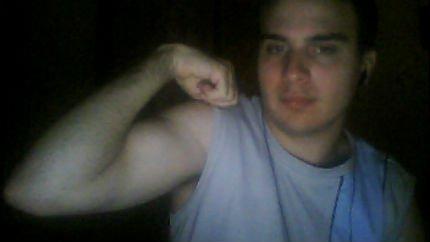 grace a la muscule tous les soire !!!!
