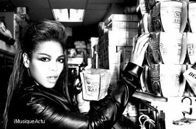 """Beyoncé, Son album """"4"""""""