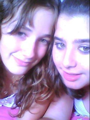Moi et Manon xD