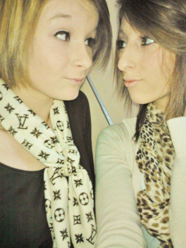 Elodie & Sandra <3