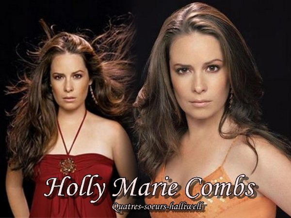 Biographie de Holly Marie Combs