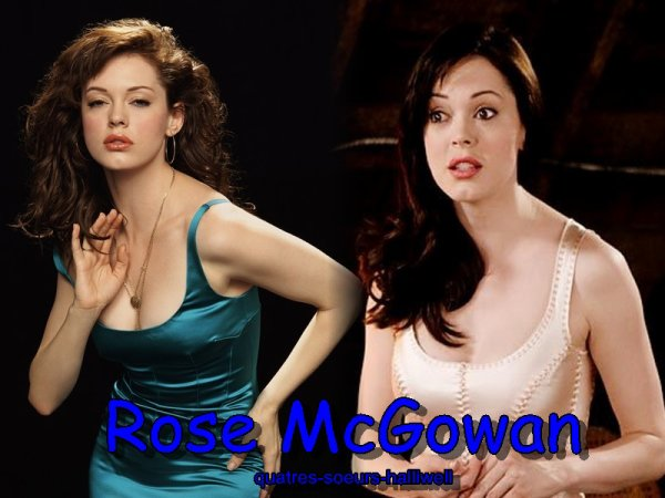Biographie  de Rose McGowan