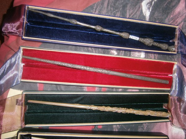 Mes baguettes Harry Potter