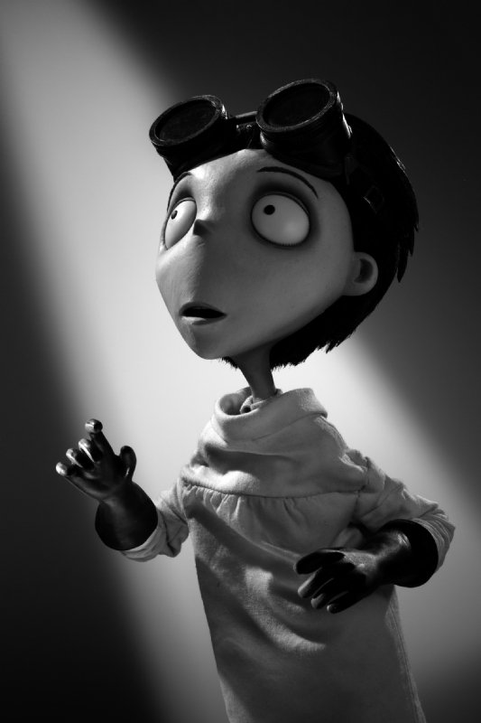 Frankenweenie - les personnages