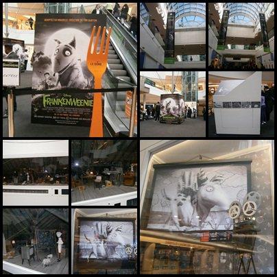 Exposition Frankenweenie