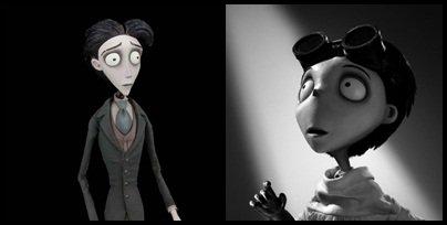 Similitudes - Tim Burton - Frankenweenie
