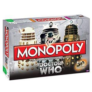 mes envies d'achats de Doctor Who