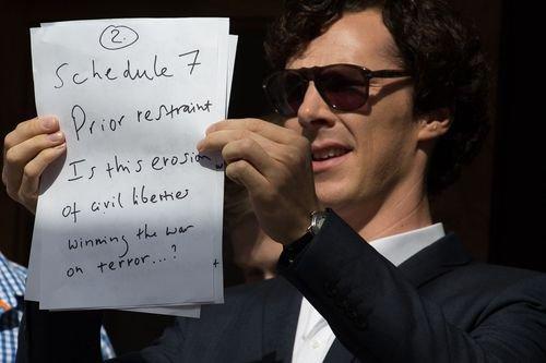 Messages de Benedict