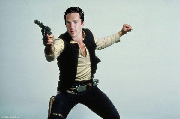 Benedict Cumberbatch dans Star Wars ?
