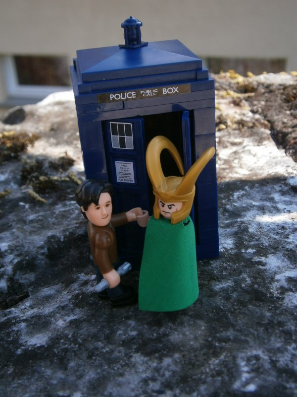 Loki and the Doctor