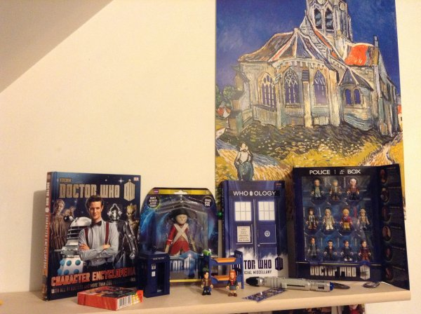 Collection Doctor Who