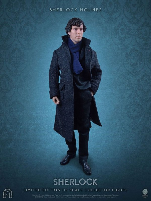 Sherlock Big Chief Studios Limited - figurines