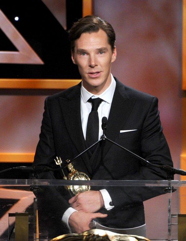 BAFTA Britannia Award for British Artist of the Year