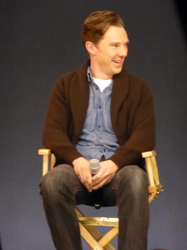 Conférence Sherlock à l'Applestore