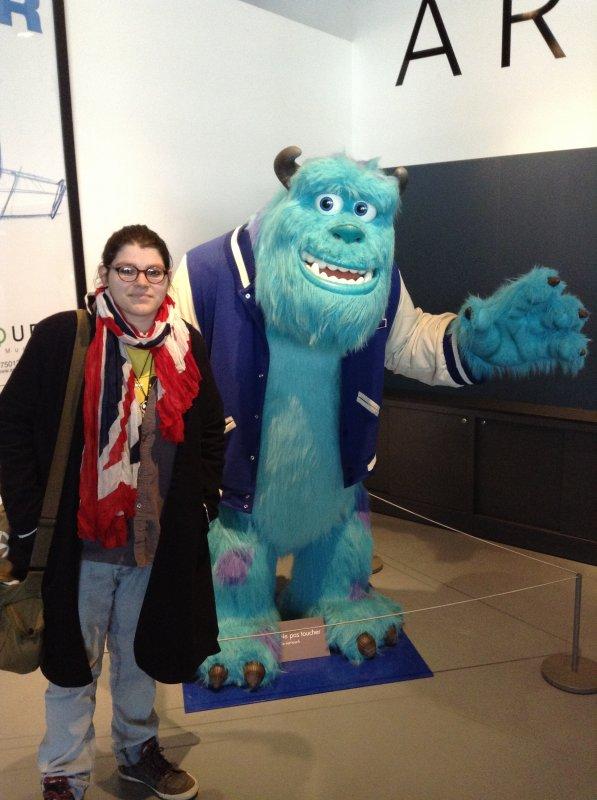 Art Ludique - Pixar 25 ans