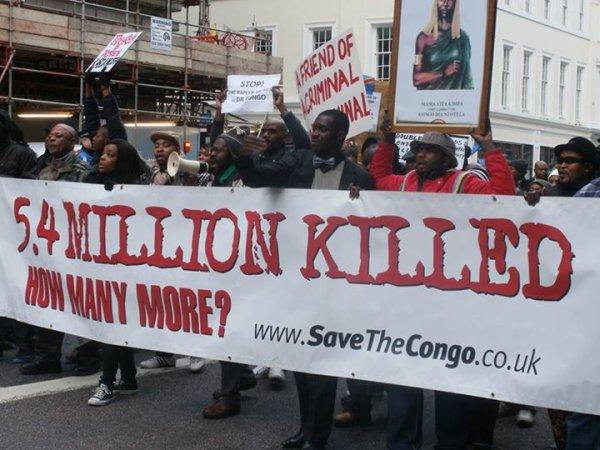 30 JUIN 1960 - 30 JUIN 2017 : 57 ANS D'INDEPENDANCE SOUS LE SIGNE DE LA PREVENTION CONTRE LES CRIMES EN RDC !