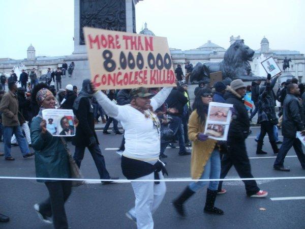 La Démographie de la République démocratique du Congo a nos jours est menacee