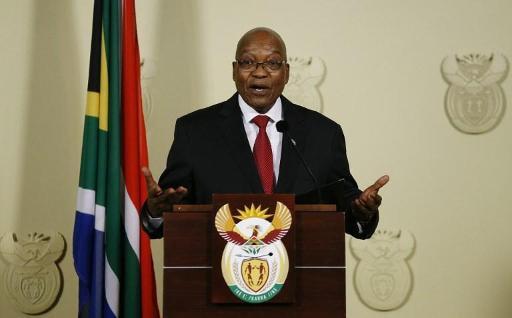Afrique du Sud : le président Jacob Zuma demissionne et s'en va sans éclat ni acclamations mawa