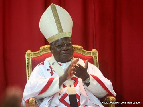 Cardinal Monsengwo : « Jeunes de Kinshasa, l'avenir du pays est entre vos mains » Chassez les mediocres et la mediocrite du pays