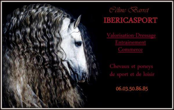 PRESENTATION DE L ECURIE IBERICASPORT