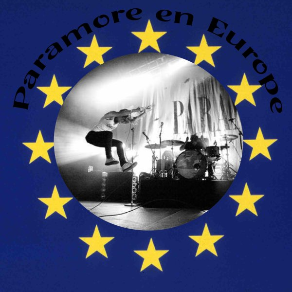 Paramore en Europe