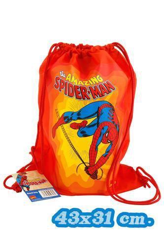 gagnant du concour sac spiderman