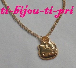 gagnant du concour collier+boucle d'oreille hello kitty